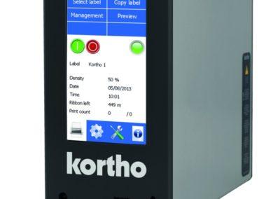 Kortho Touch Screen