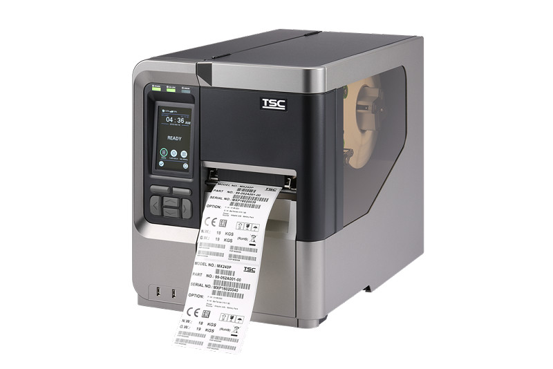 "TSC MX240P 4"" Label Printer"