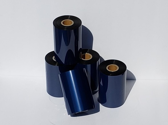 Flat Head Wax Black Thermal Transfer Ribbon