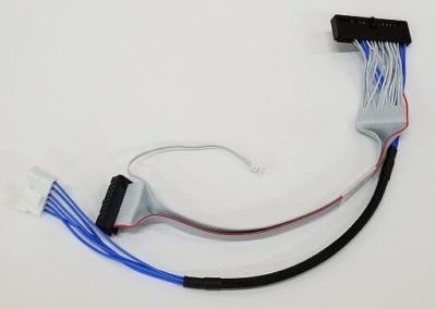 107mm RIGHT Hand Cable Assembly