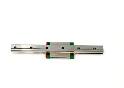Markem® X60 Part # 5210986 - Guide Rail & Carriage Assembly